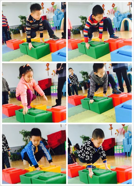 小孩手工制作体育器材